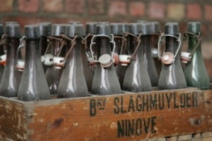 Old Witkap Bottles
