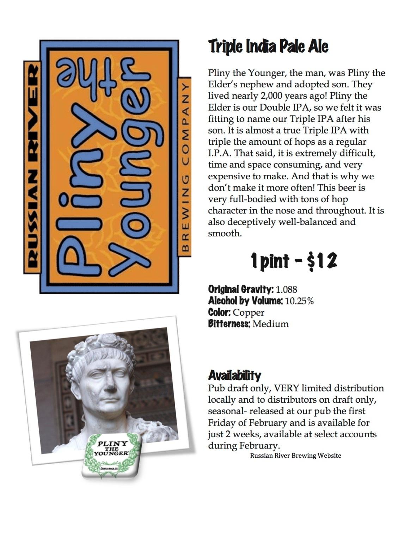 Pliny Y 2018